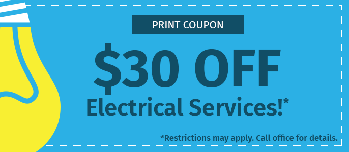 Electrical Coupon Weeks Service Company